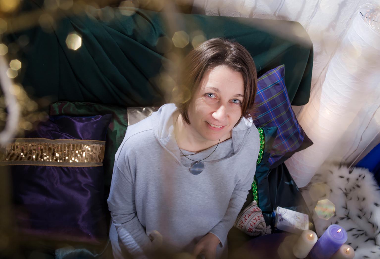 Мой портрет с фотосессии 01 | Блог Катерины Нистратовой о Рунах