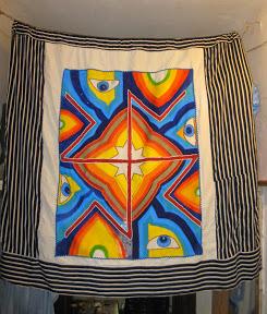 Мандала Квеорт вышивка | Блог Катерины Нистратовой о Рунах