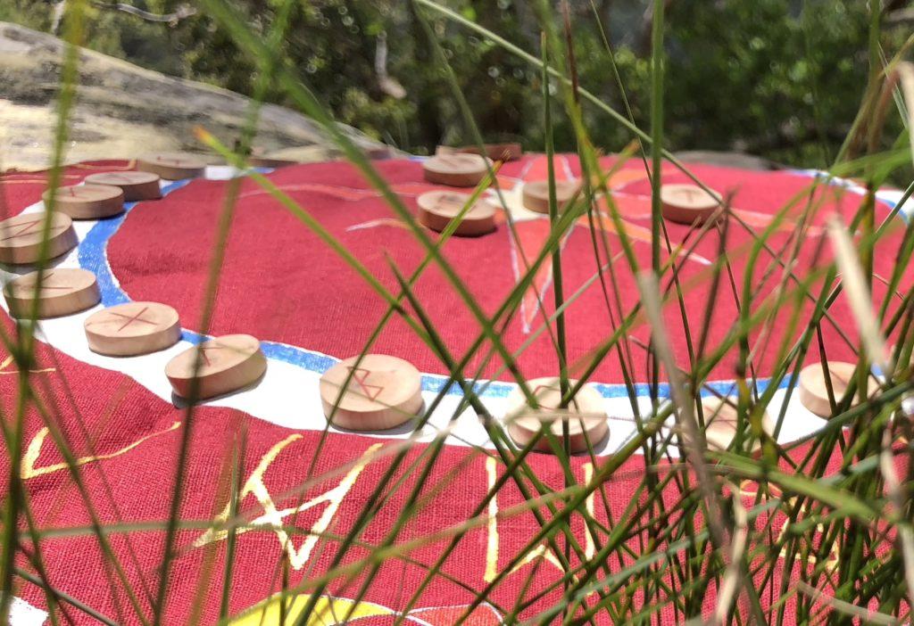Руна Ансуз в раскладе Рунный Круг | Блог Катерины Нистратовой о Рунах