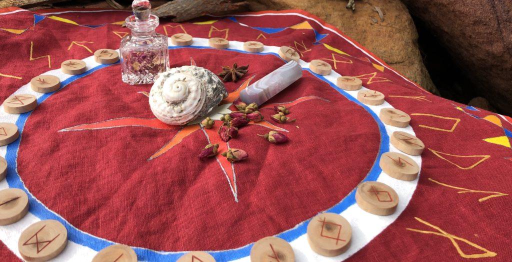 Соуло в позиции Ансуз | Блог Катерины Нистратовой о Рунах