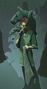 Локи, автор Jan Bintakies | Блог Катерина Нистратовой о Рунах