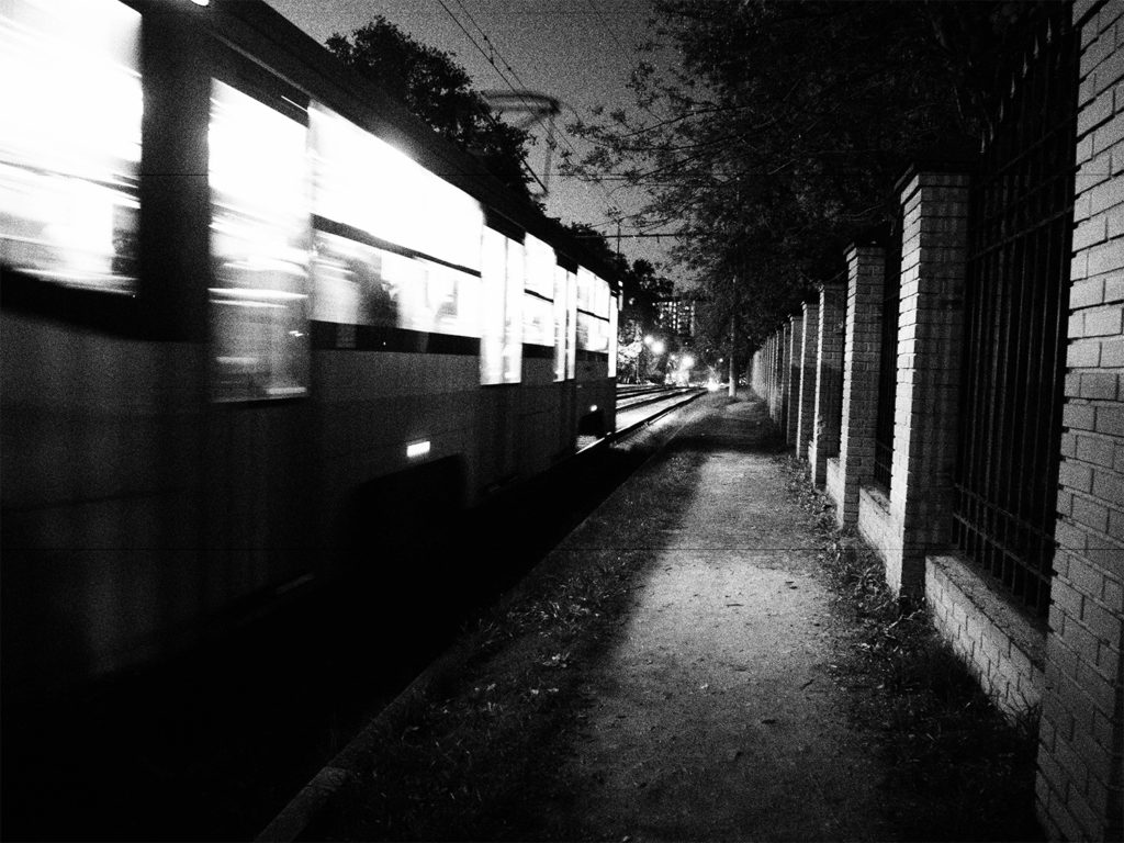 Атмосферный трамвай. Фото Арсения Нистратова | Блог Катерины Нистратовой о Рунах