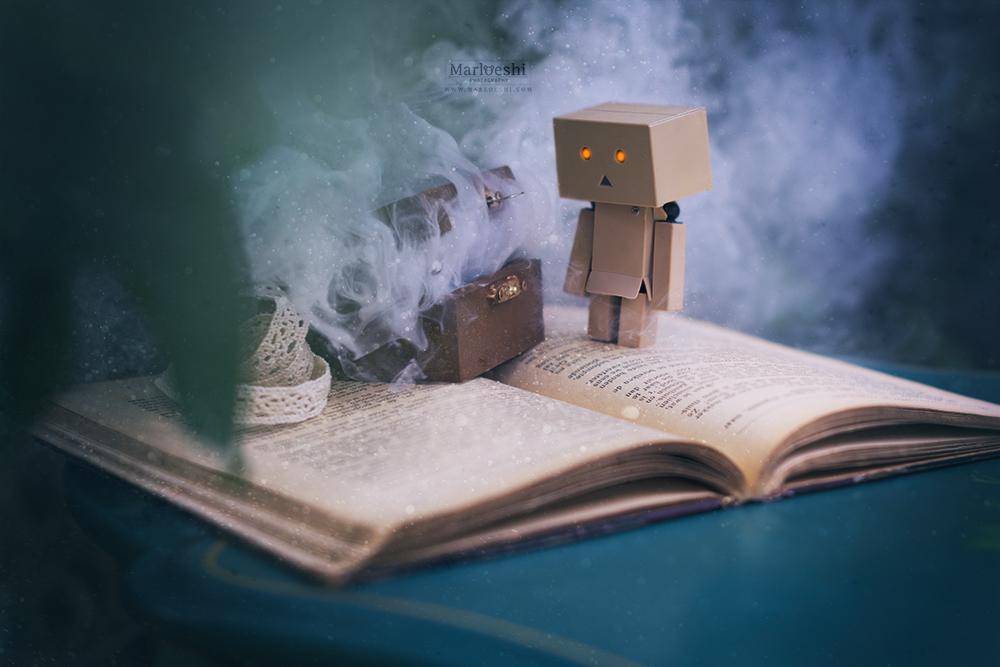 Treasure chest by Maloeshi | Блог Катерины Нистратовой о Рунах