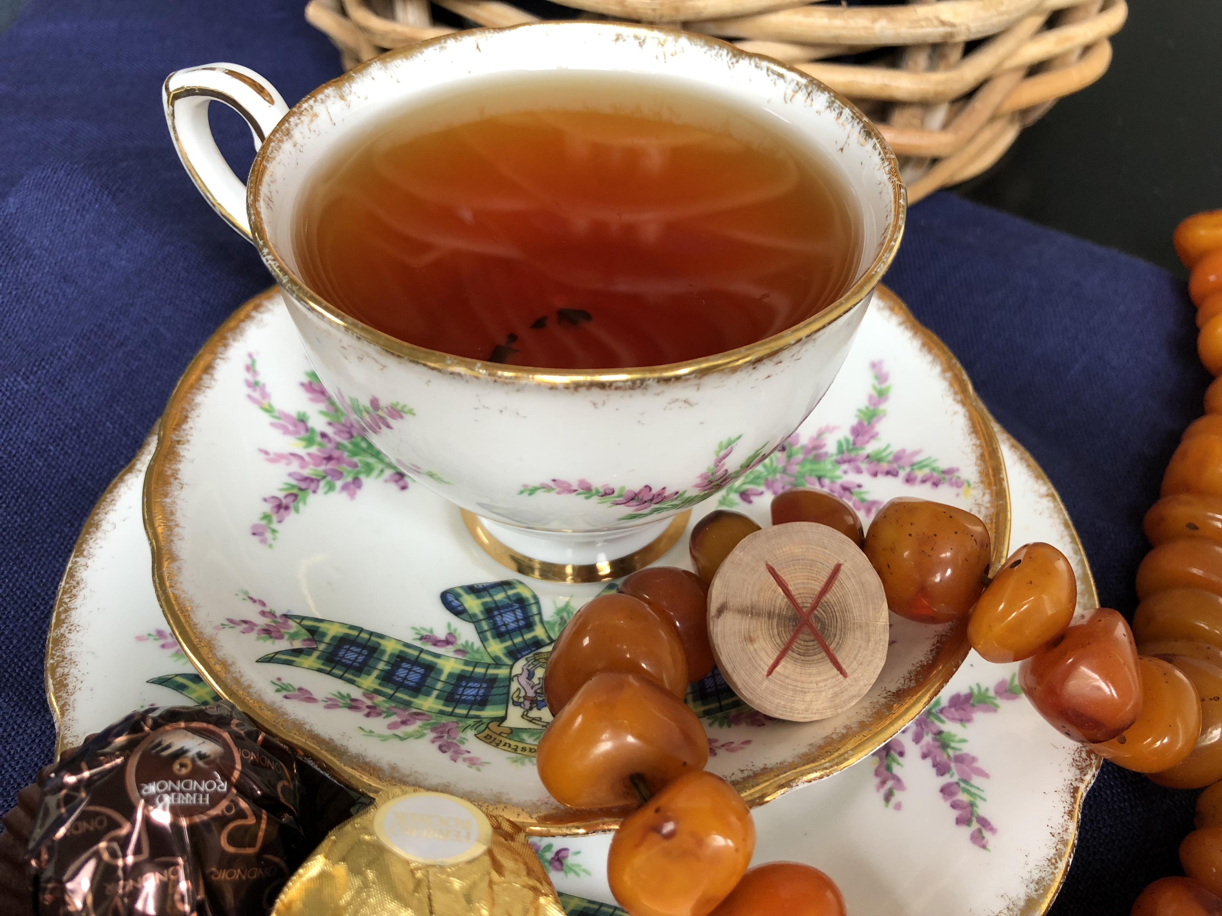 Консультирование на Таро и Рунах с чаем | Блог Катерины Нистратовой