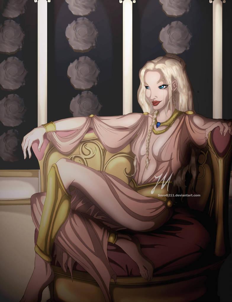 Восемь имен Фрейи: иллюстрация 4 | Блог Катерины Нистратовой о Рунах