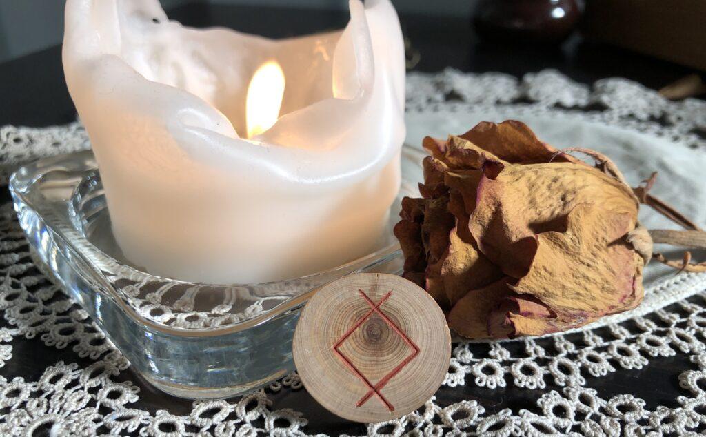 Медитации с Рунами Ингуз | Блог Катерины Нистратовой