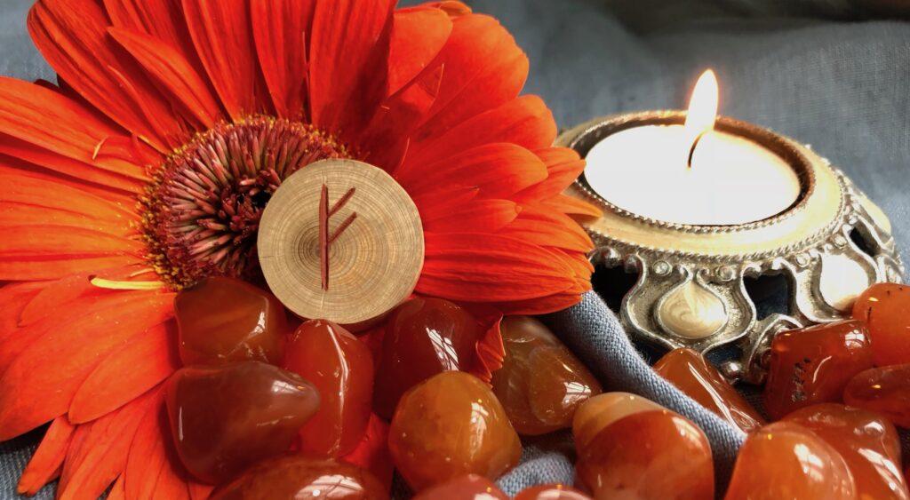 медитации с Рунами Феху | Блог Катерины Нистратовой