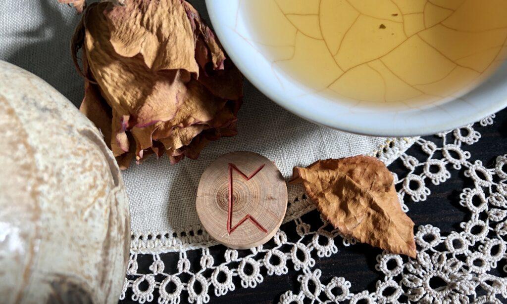 Медитации с Рунами Перт | Блог Катерины Нистратовой