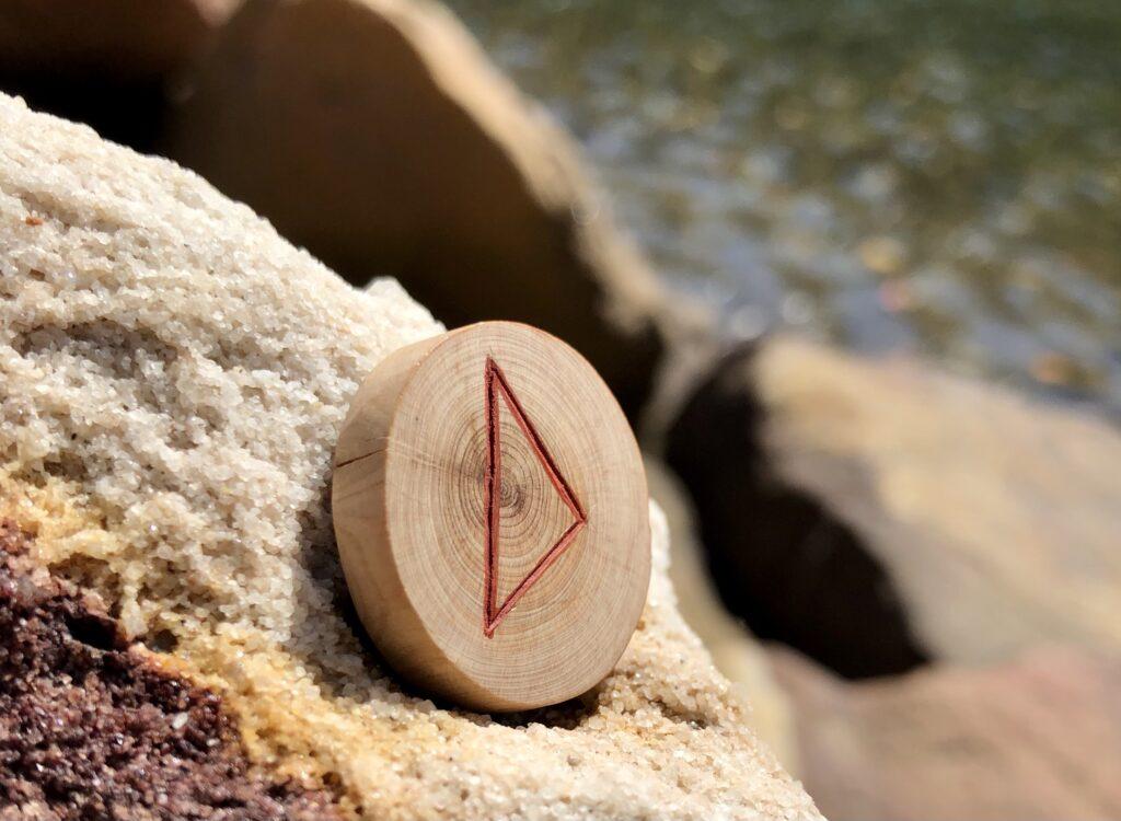 Медитации с Рунами Турисаз | Блог Катерины Нистратовой