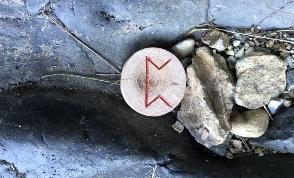Ткачество как метафора судьбы в эпоху викингов и Руна Перт | Блог Катерины Нистратовой